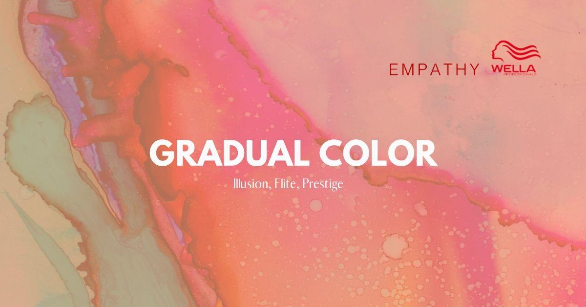 gradual color