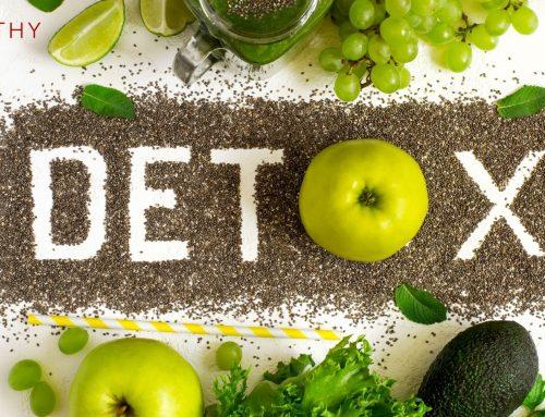 Detox di stagione – Scopri come eliminare le tossine
