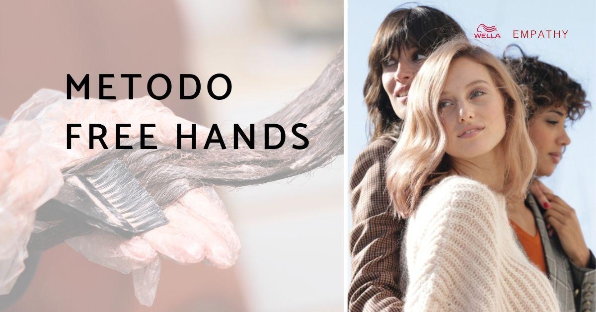 Metodo Free Hands - Colore sfumato