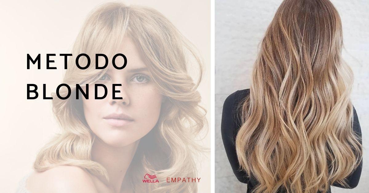 Metodo Blonde - Colorazione capelli biondi