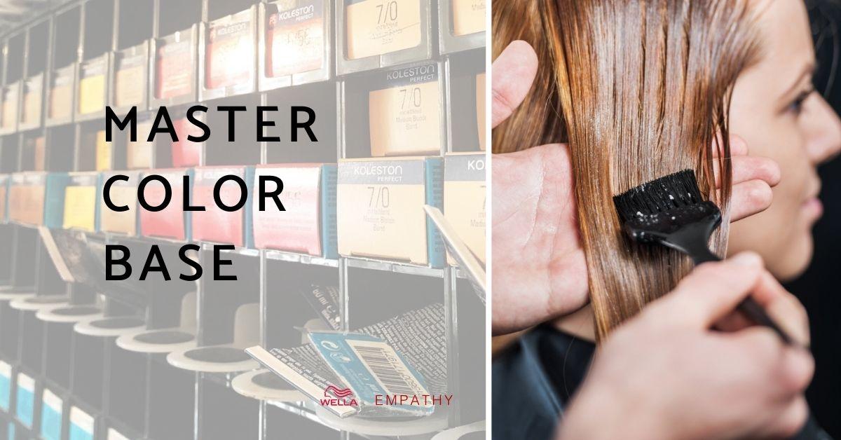 Master Color Base Wella - Diventa l'esperto di colore