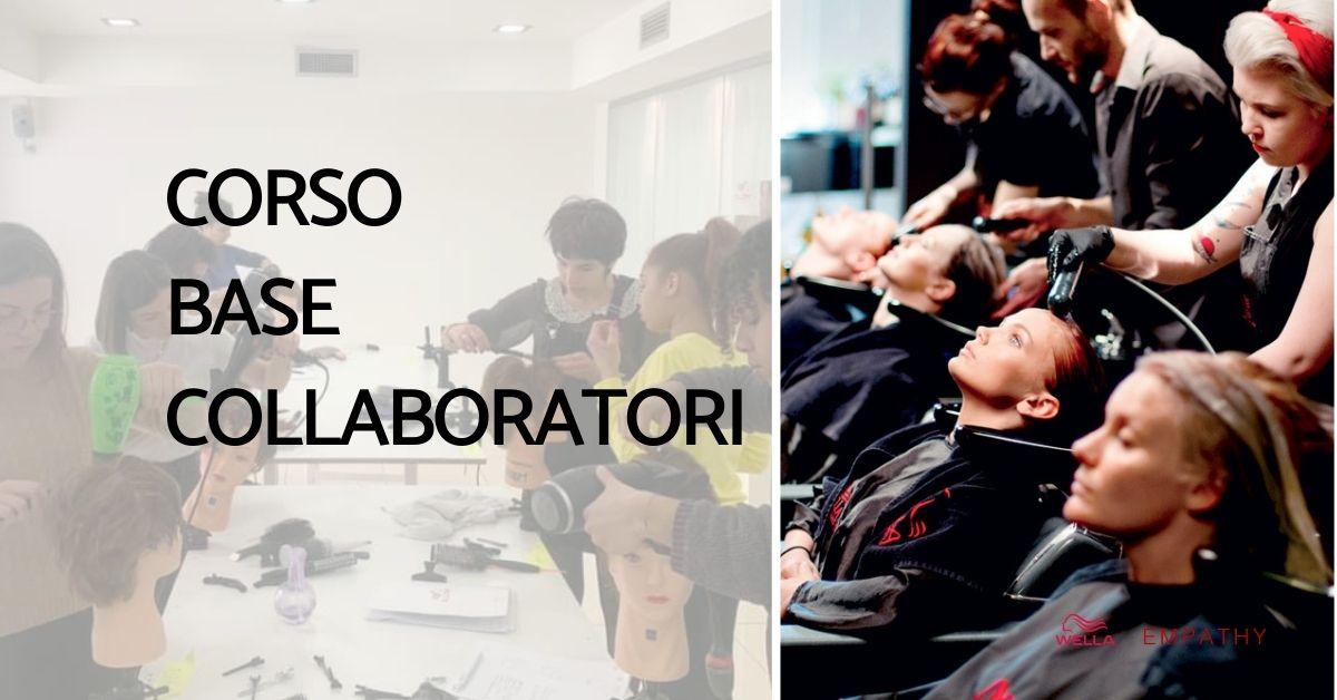 Corso per collaboratori Base Parrucchieri